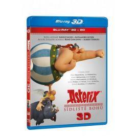 Asterix: Sídliště bohů  3D+2D (2 disky)   - Blu-ray