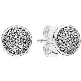 Pandora Třpytivé náušnice 290726CZ stříbro 925/1000