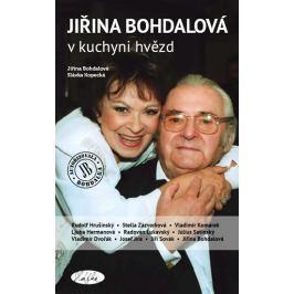 Bohdalová Jiřina, Kopecká Slávka: Jiřina Bohdalová v kuchyni hvězd