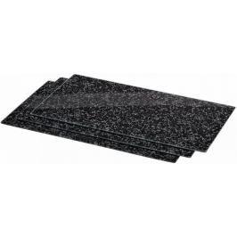 Hama Xavax skleněné prkénko Granite 52x30 cm, 3 ks
