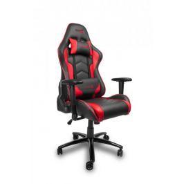 Connect IT herní křeslo CI-1158 černé/červené