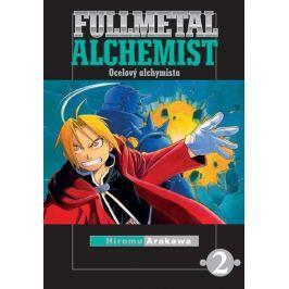 Arakawa Hiromu: Fullmetal Alchemist - Ocelový alchymista 2
