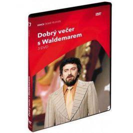Dobrý večer s Waldemarem (3DVD) -   DVD