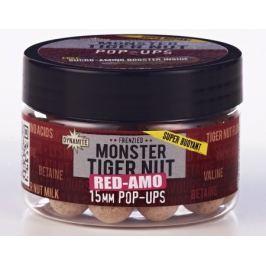 Dynamite Baits Plovoucí boilie Monster Tigernut Red-Amo pop-Ups 15 mm