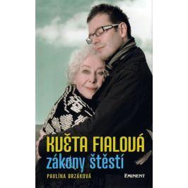 Brzáková Pavlína: Květa Fialová - Zákony štěstí