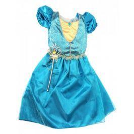 Mac Toys Šaty pro princeznu - modré