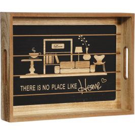 Time Life Podnos 33 cm, dřevo