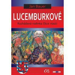 Bauer Jan: Lucemburkové aneb Rozhádaná rodinka Otce vlasti