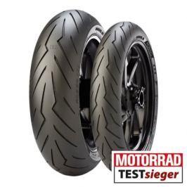 Pirelli diablo Rosso III 120/70 ZR 17 M/C (58W) + 180/55 ZR 17 M/C (73W) TL