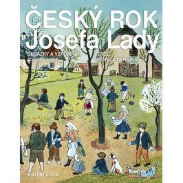 Černík Michal, Lada Josef: Český rok Josefa Lady - Obrázky a vzpomínky Josefa Lady