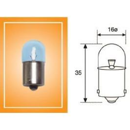 Magneti Marelli Žárovka typ R5W, 12V, 5W (karton 10 ks)