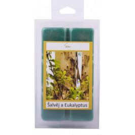 New Garden s.r.o. Vosk do aromalampy Šalvěj a eucalyptus 6 ks