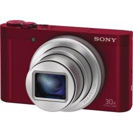 Sony CyberShot DSC-WX500 Red (DSCWX500R.CE3) - II. jakost