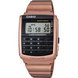 Casio Calculator CA 506C-5A růžově zlatá/černá - II. jakost