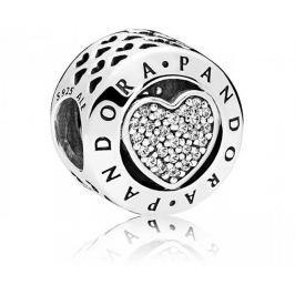 Pandora Zamilovaný korálek 796218CZ stříbro 925/1000