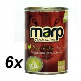 Marp holistic - Pure chicken 6 x 400g