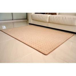 Kusový koberec Udinese béžový 80x150 cm