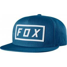 FOX pánská modrá snapback kšiltovka Fumed