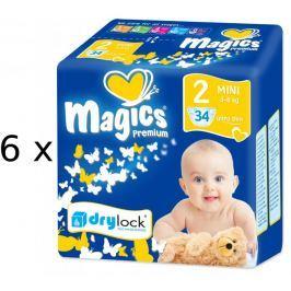 Magics Premium Mini Megapack - 204ks
