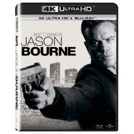 Jason Bourne   (2 disky)   - Blu-ray + 4K ULTRA HD