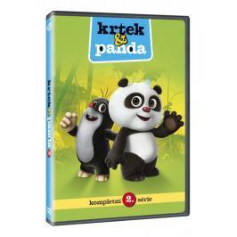 Krtek a Panda 2    - DVD