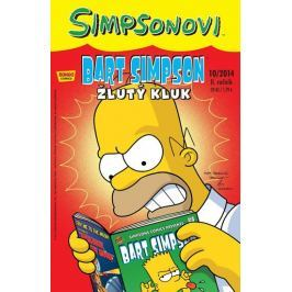 Groening Matt: Simpsonovi - Bart Simpson 10/2014 - Žlutý kluk
