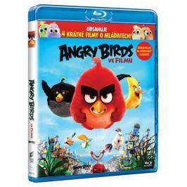 Angry Birds ve filmu (3D+2D verze, 2 disky)   - Blu-ray