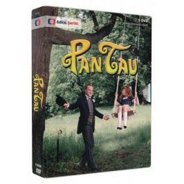 Komplet Pan Tau - remastrovaná verze (5DVD)   - DVD