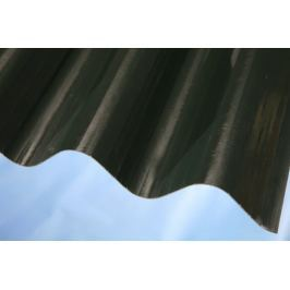 LanitPlast Sklolaminát vlna 94/35 síla 0,71 mm šedá 0,94x2 m