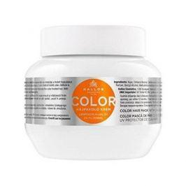 Kallos Maska pro barvené vlasy se lněným olejem a UV filtrem (Color Hair Mask) (Objem 275 ml)