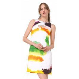 Desigual dámské šaty Nilina 36 vícebarevná