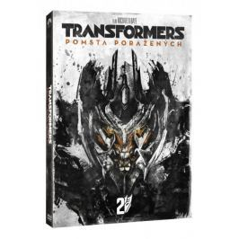 Transformers 2: Pomsta poražených  (steelbook Edice 10 let)   - DVD