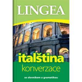 Italština -  konverzace se slovníkem a gramatikou
