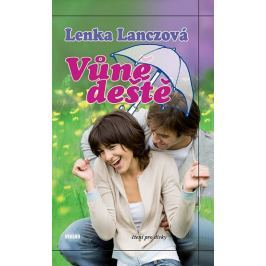Lanczová Lenka: Vůně deště - 2. vydání