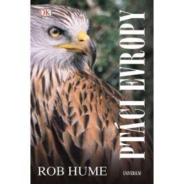 Hume Rob: Ptáci Evropy