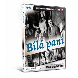 Bílá paní   - edice KLENOTY ČESKÉHO FILMU (remasterovaná verze) - DVD