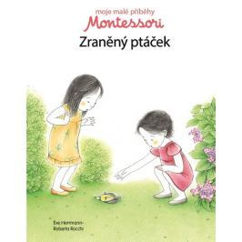 Herrmann Éve, Rocchi Roberta,: Moje malé příběhy Montessori - Zraněný ptáček