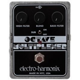 Electro-Harmonix Octave Multiplexer Kytarový efekt