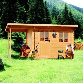 LanitPlast zahradní domek LANITPLAST JULIA 1 453 x 250 cm