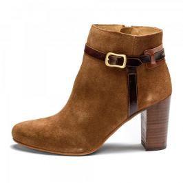 Gant dámská kotníčková obuv Alma 37 hnědá