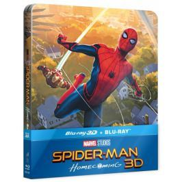 Spider-Man: Homecoming 3D+2D (2 disky)   - Blu-ray