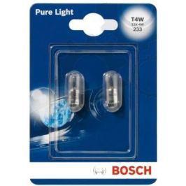 Bosch Žárovka typ T4W, 12V, 4W, Pure Light