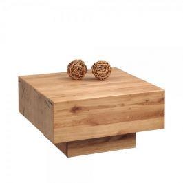 Artenat Konferenční stolek z masivu Ivo, 65 cm, divoký dub