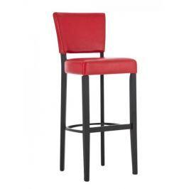BHM Germany Barová židle dřevěná Amber (SET 2 ks)