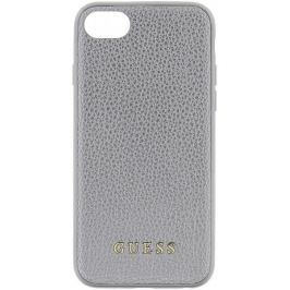 Guess Kryt IriDescent (Apple iPhone 6/6S/7), stříbrná