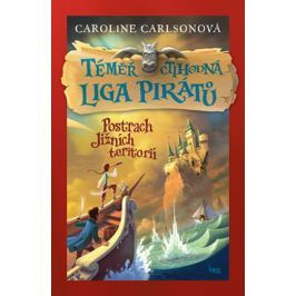 Carlsonová Caroline: Téměř ctihodná liga pirátů 2 - Postrach Jižních teritorií