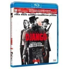 Nespoutaný Django   - Blu-ray