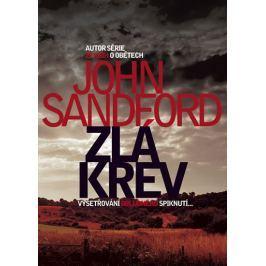 Sandford John: Zlá krev