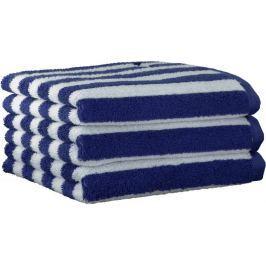 s.Oliver 3ks 3701 ručník 50x100 cm modrá