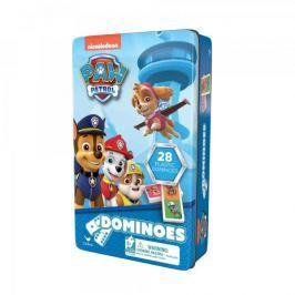 Spin Master Domino v plechové krabičce